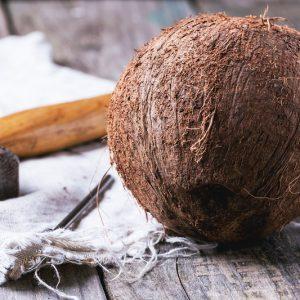ciastka z mąki kokosowej